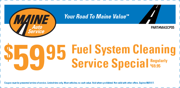$59.95 Fuel System Cleaner  (MASCP05)