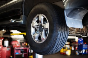 Maine Auto Service suspension and alignment